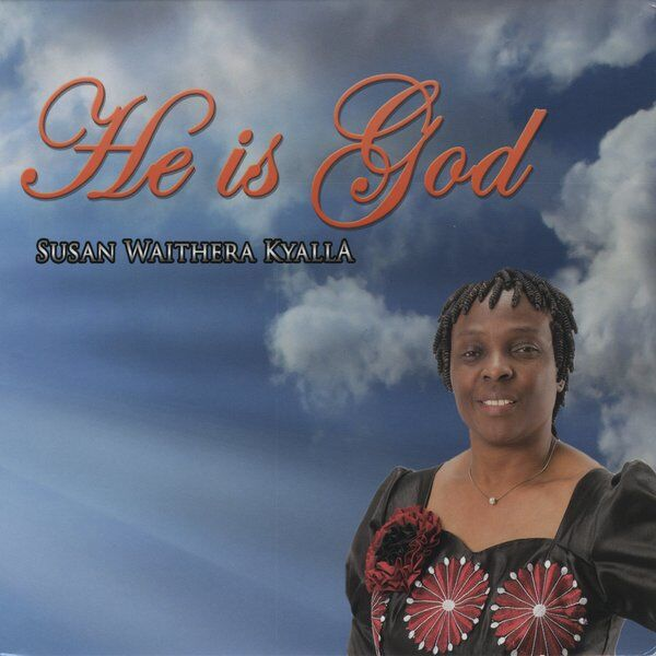 Cover art for He Is God